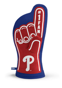 Philadelphia Phillies #1 Fan Oven Mitt