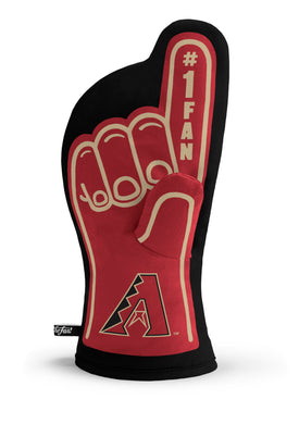 Arizona Diamondbacks #1 Fan Oven Mitt