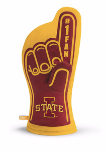 Iowa State Cyclones #1 Fan Oven Mitt