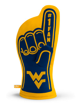 West Virginia Mountaineers #1 Fan Oven Mitt