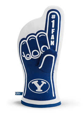 BYU Cougars #1 Fan Oven Mitt