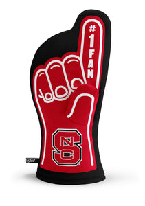 NC State Wolfpack #1 Fan Oven Mitt