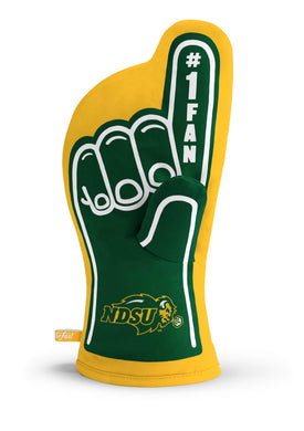 North Dakota State Bison #1 Fan Oven Mitt