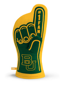 Baylor Bears #1 Fan Oven Mitt