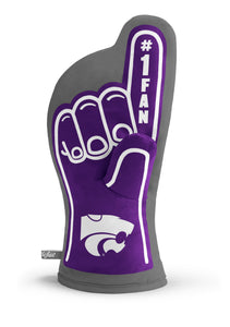 Kansas State Wildcats #1 Fan Oven Mitt