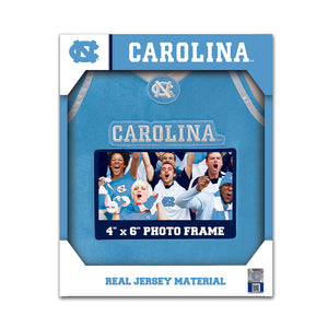 North Carolina Tar Heels Jersey Frame