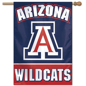"Arizona Wildcats Vertical Flag 28""x40"""