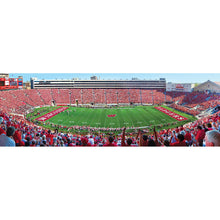 Wisconsin Badgers Football Panoramic Puzzle