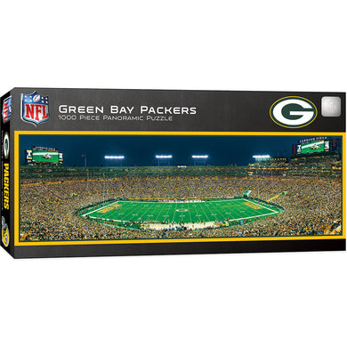 Green Bay Packers Panoramic Puzzle