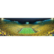 Michigan Wolverines Football Panoramic Puzzle