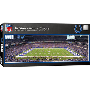 Indianapolis Colts Panoramic Puzzle