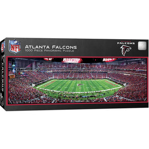 Atlanta Falcons Panoramic Puzzle