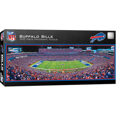 Buffalo Bills Panoramic Puzzle