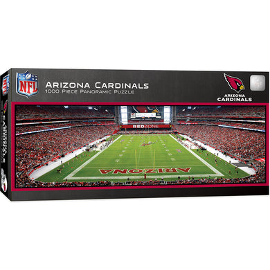 Arizona Cardinals Panoramic Puzzle