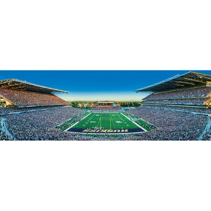 Washington Huskies Football Panoramic Puzzle