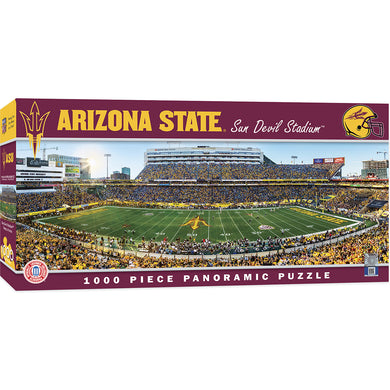 Arizona State Sun Devils Football Panoramic Puzzle