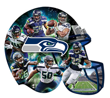 Seattle Seahawks Puzzle