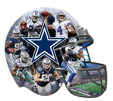 Dallas Cowboys puzzle