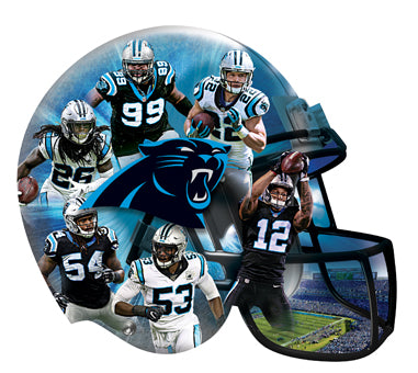 Carolina Panthers Puzzle