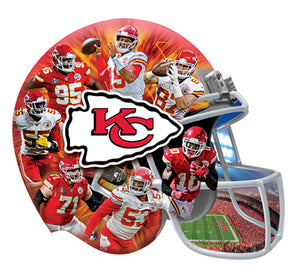 kansas city chiefs puzzle
