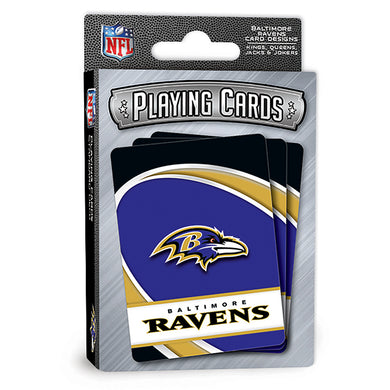 Baltimore Ravens Playing Cards