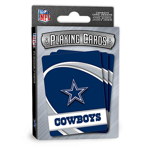 Dallas Cowboys Playing Cards