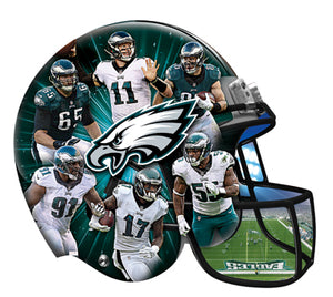 Philadelphia Eagles Puzzle