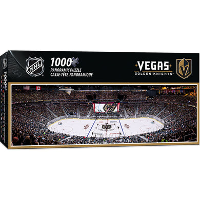 Vegas Golden Knights Panoramic Puzzle
