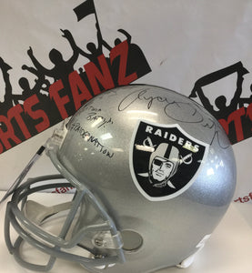 ryan switzer oakland raiders autograph