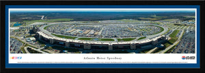 Atlanta Motor Speedway Aerial Panoramic Picture