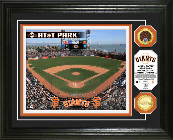 san francisco giants at&t park