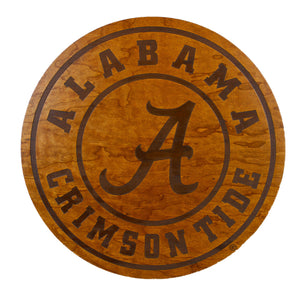 Alabama  Crimson Tide Wall Hanging - Logo - Alabama Seal - Standard Size
