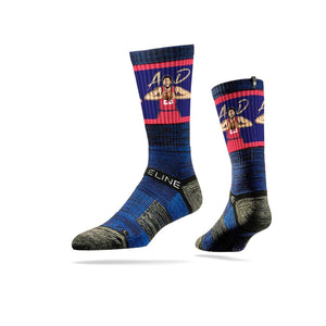 anthony davis new orleans pelicans socks
