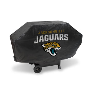 Jacksonville Jaguars Deluxe Grill Cover