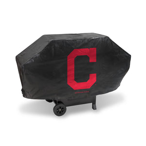 Cleveland Indians Deluxe Grill Cover