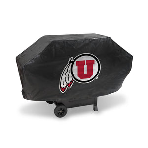 Utah Utes Deluxe Grill Cover