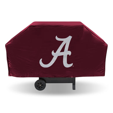NCAA fan gear Alabama Crimson Tide crimson economy grill cover from Sports Fanz