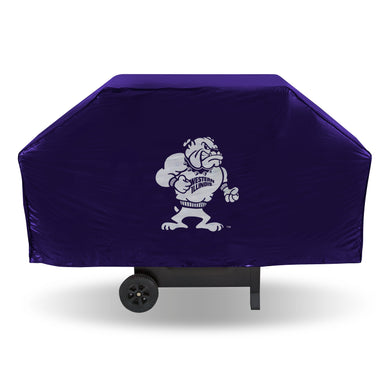 Western Illinois Leathernecks Economy Grill Cover