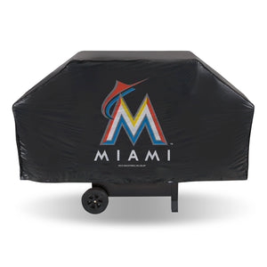 Miami Marlins Economy Grill Cover