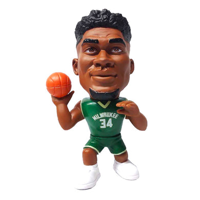 Giannis Antetokounmpo Milwaukee Bucks Big Shot Ballers Action Figure