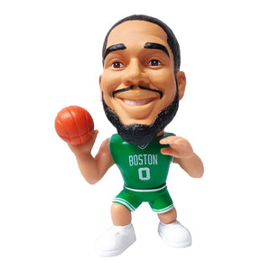 Jayson Tatum Boston Celtics Big Shot Baller Big Shot Ballers Action Figure