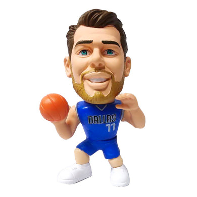 Luka Doncic Dallas Mavericks Big Shot Ballers Action Figure