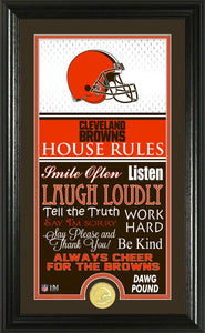 Cleveland Browns House Rules