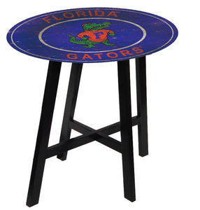 Florida Gators Heritage Pub Table