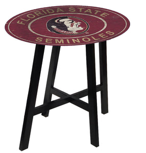 Florida State Seminoles Heritage Pub Table