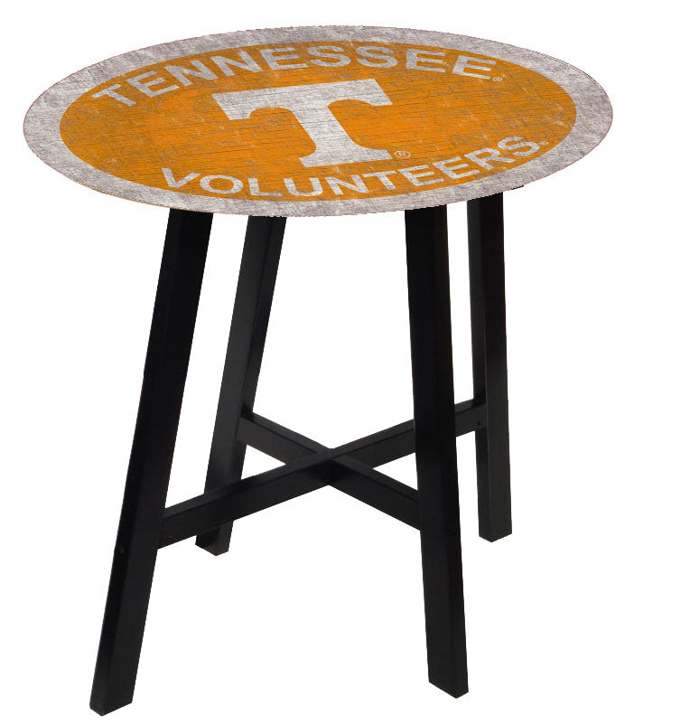 Tennessee Volunteers Team Color Pub Table