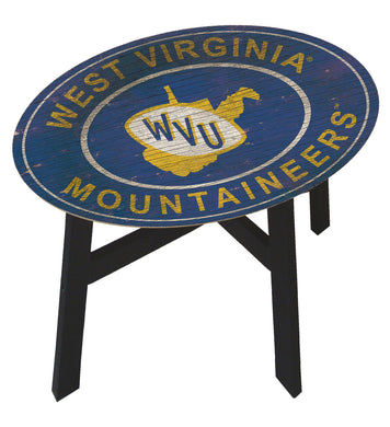 wvu mountaineers table, west virginia mountaineers table