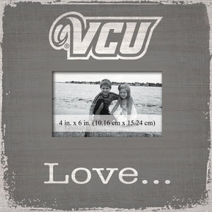 VCU Rams Love Picture Frame