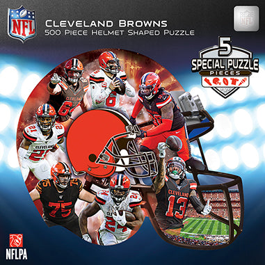 Cleveland Browns Puzzle