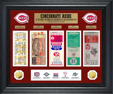 cincinnati reds world series champions, big red machine